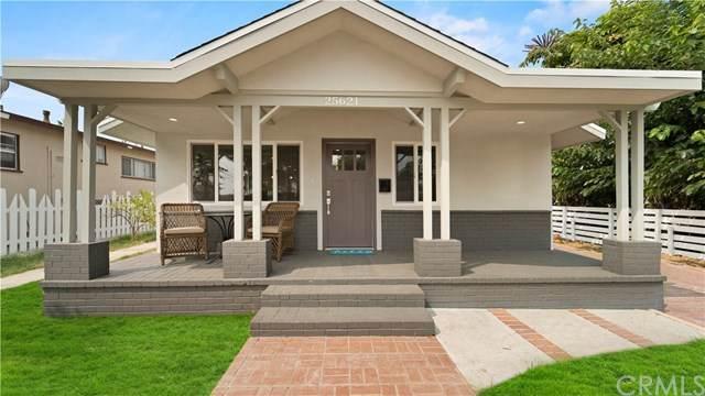 25621 Eshelman, Lomita, CA 90717 (#SB20193357) :: The Laffins Real Estate Team