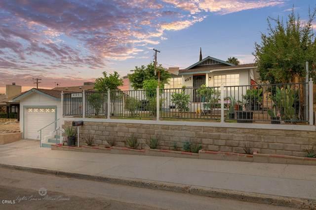 407 E Street, Taft, CA 93268 (#V1-1378) :: Rogers Realty Group/Berkshire Hathaway HomeServices California Properties