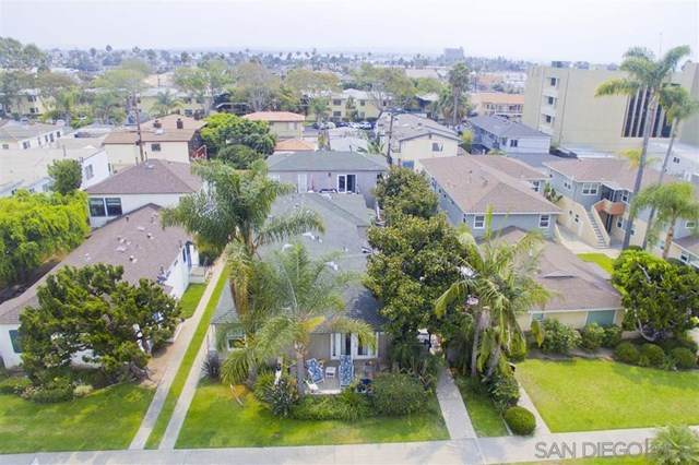 1033 Diamond, San Diego, CA 92109 (#200045242) :: The Laffins Real Estate Team