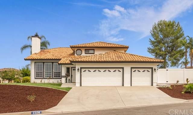 23138 Blue Bird Drive, Canyon Lake, CA 92587 (#CV20193453) :: The Costantino Group | Cal American Homes and Realty