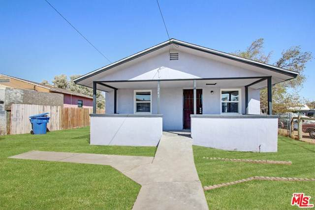 1241 Santa Fe Drive, Barstow, CA 92311 (MLS #20633694) :: Desert Area Homes For Sale