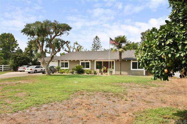 995 Morro Rd, Fallbrook, CA 92028 (#200045280) :: Hart Coastal Group