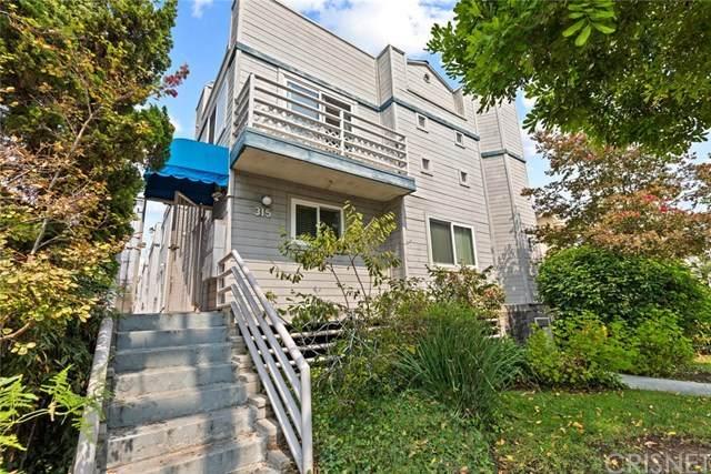315 Cameron Place #4, Glendale, CA 91207 (#SR20193342) :: The Brad Korb Real Estate Group
