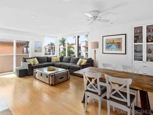 329 Bonair St #3, La Jolla, CA 92037 (#200045298) :: The Laffins Real Estate Team