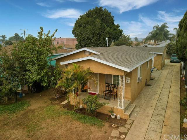1249 Fraser Avenue, East Los Angeles, CA 90022 (MLS #PW20193696) :: Desert Area Homes For Sale
