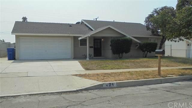 424 Silverdale Drive, Pomona, CA 91767 (#CV20193659) :: Team Tami