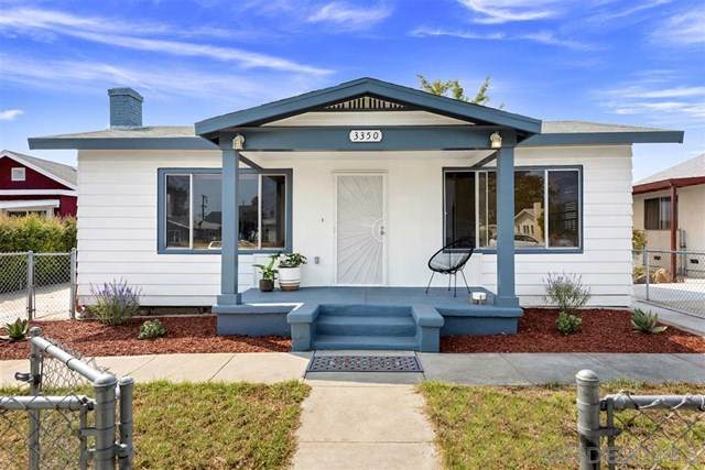 3350 41st Street, San Diego, CA 92105 (#200045368) :: The Laffins Real Estate Team