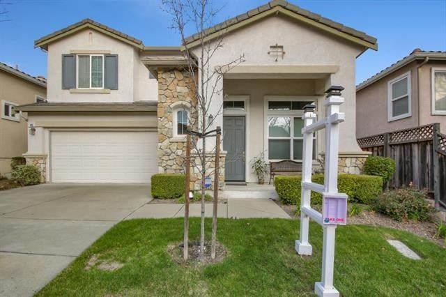 40 Terraced Hills Circle, San Ramon, CA 94583 (#ML81811077) :: Crudo & Associates