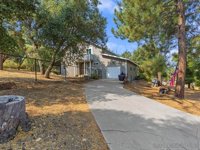 27325 Old Highway 80, Guatay, CA 91962 (#200045384) :: The Najar Group