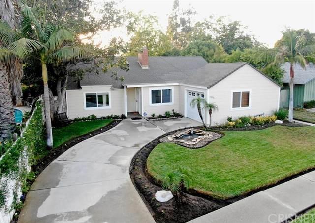 7815 Jellico Avenue, Northridge, CA 91325 (#SR20192168) :: The Brad Korb Real Estate Group