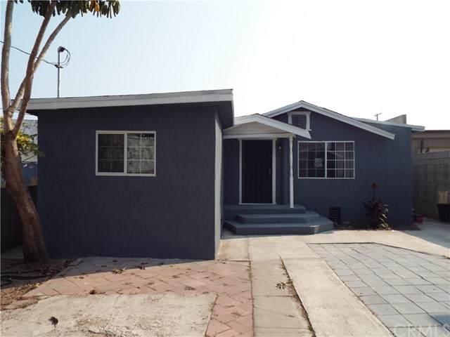1167 W 24th Street, San Pedro, CA 90731 (#SB20194084) :: The Najar Group
