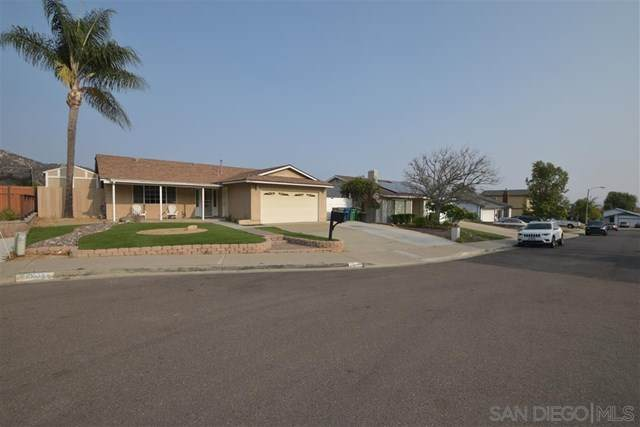 10627 Sanfred Court, Santee, CA 92071 (#200045465) :: The Najar Group