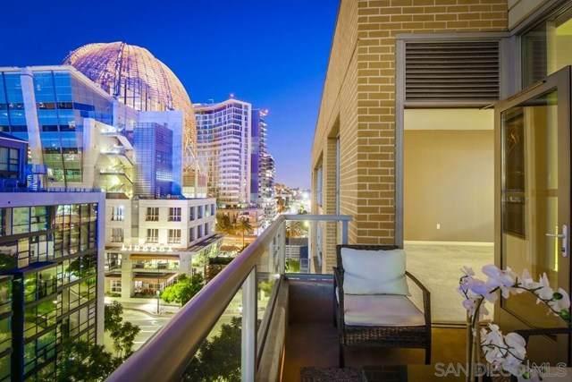 253 10th Avenue #834, San Diego, CA 92101 (#200045453) :: Crudo & Associates