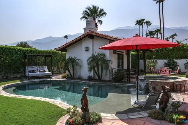1198 E Via Altamira, Palm Springs, CA 92262 (#20633570) :: The Najar Group