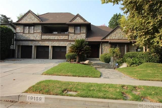 19159 Stare Street, Northridge, CA 91324 (#SR20194063) :: RE/MAX Empire Properties