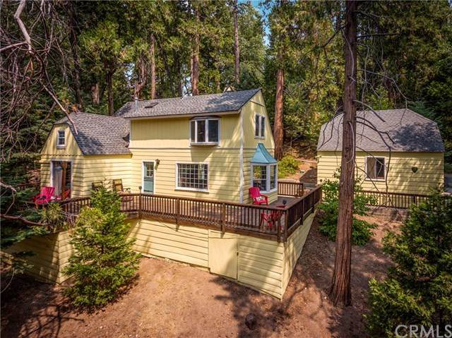 238 C Lane, Lake Arrowhead, CA 92352 (#EV20194205) :: Rogers Realty Group/Berkshire Hathaway HomeServices California Properties