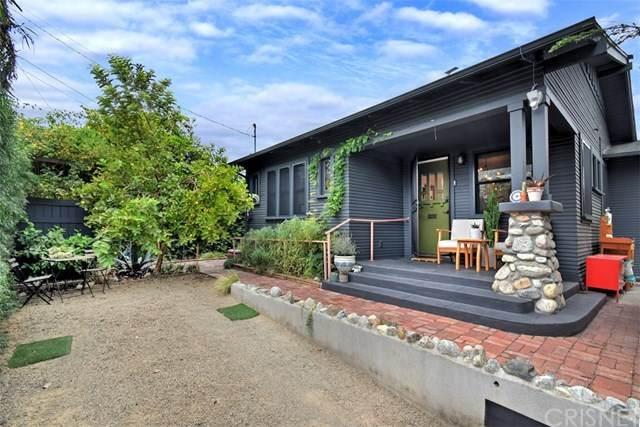 4915 Fountain Avenue, Los Angeles (City), CA 90029 (#SR20191916) :: Team Tami