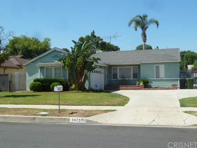 16751 Labrador Street, Northridge, CA 91343 (#SR20192188) :: The Brad Korb Real Estate Group