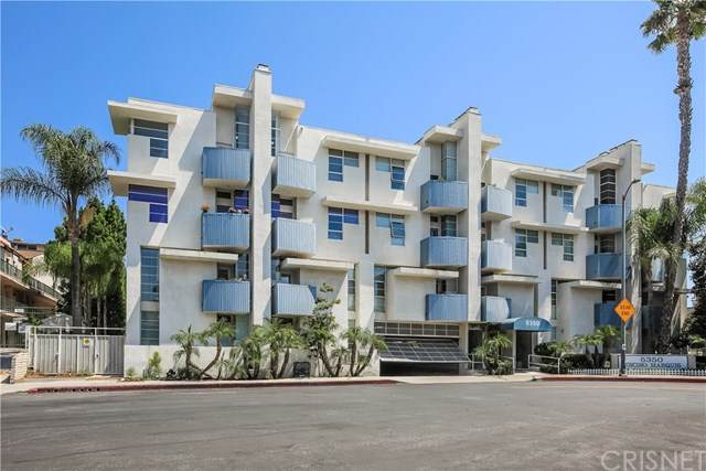 5350 White Oak Avenue #107, Encino, CA 91316 (#SR20194028) :: The Najar Group