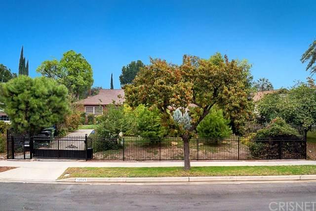 16945 Calahan Street, Northridge, CA 91343 (#SR20188694) :: The Brad Korb Real Estate Group