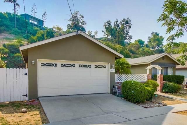 4877 Campanile Drive, San Diego, CA 92115 (#200045607) :: Team Tami