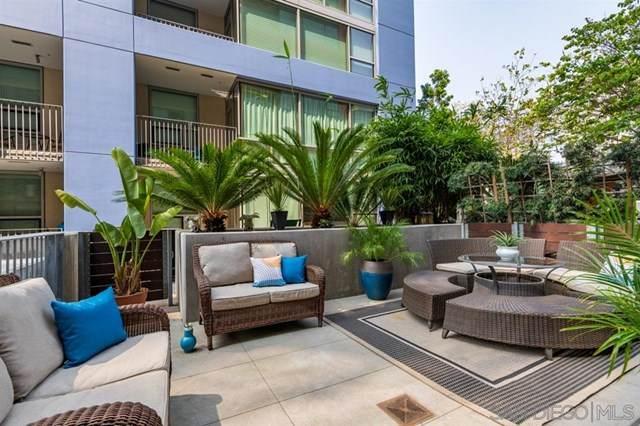 350 11th Ave #228, San Diego, CA 92101 (#200045615) :: Crudo & Associates