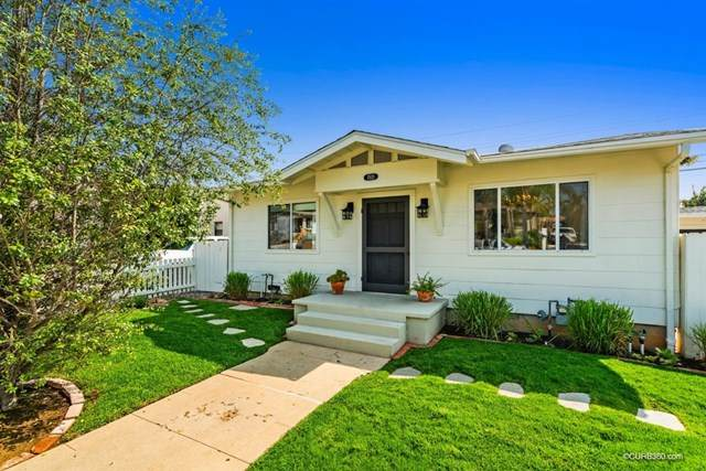 3521 Arizona St, San Diego, CA 92104 (#200045591) :: The Laffins Real Estate Team