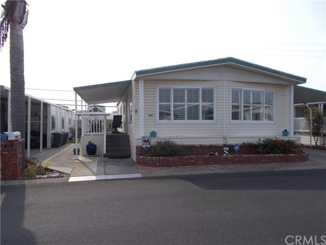140 S Dolliver Street #46, Pismo Beach, CA 93449 (#PI20194448) :: Anderson Real Estate Group