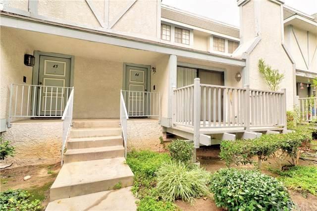 18456 Lemarsh Street #44, Northridge, CA 91325 (#SB20194457) :: The Laffins Real Estate Team