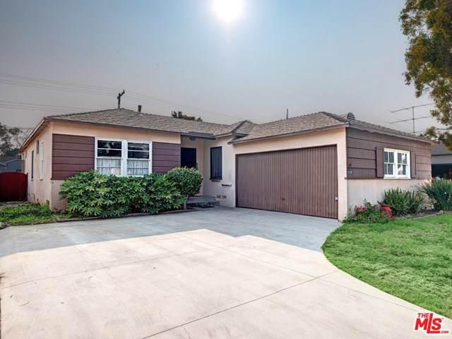 5429 Selmaraine Drive, Culver City, CA 90230 (#20633026) :: Go Gabby