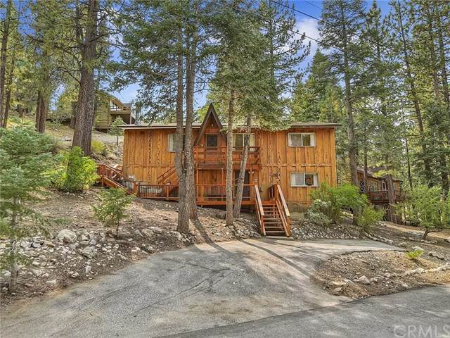 1256 Sand Canyon Court, Big Bear, CA 92315 (#EV20194432) :: Crudo & Associates