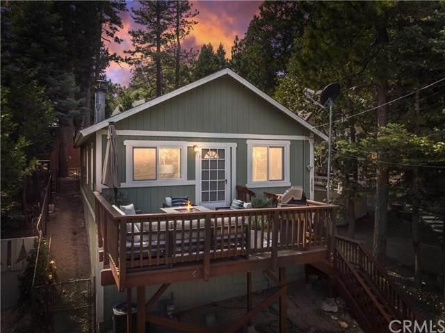 26387 Lake Forest, Twin Peaks, CA 92391 (#EV20194684) :: Go Gabby