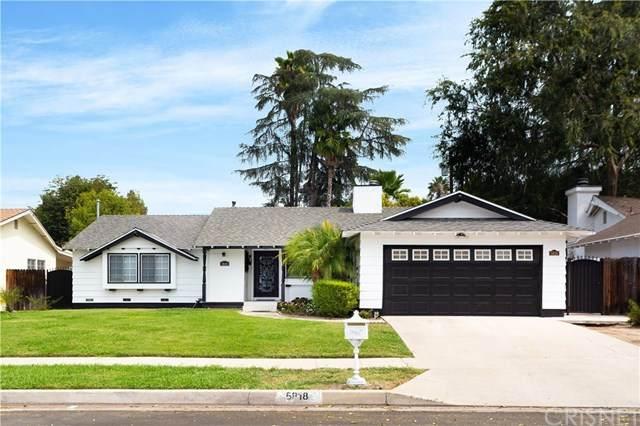 5818 Le Sage Avenue, Woodland Hills, CA 91367 (#SR20192398) :: Compass