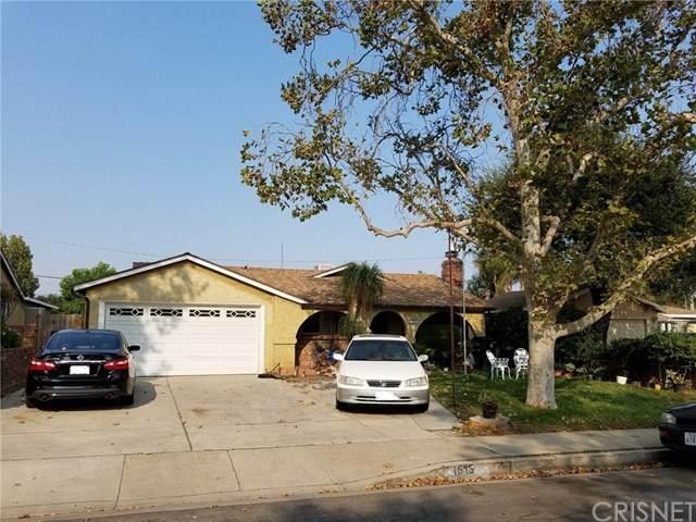 1513 Coronel Street, San Fernando, CA 91340 (#SR20193867) :: The Brad Korb Real Estate Group