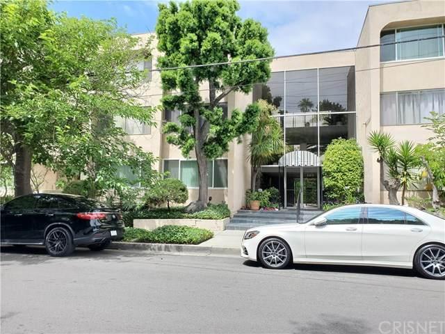 5411 Tyrone Avenue #104, Sherman Oaks, CA 91401 (#SR20194769) :: Team Tami