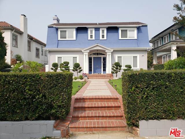 895 S Bronson Avenue, Los Angeles (City), CA 90005 (#20631046) :: Rogers Realty Group/Berkshire Hathaway HomeServices California Properties