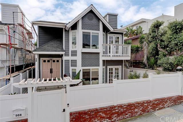 508 Rosecrans Avenue, Manhattan Beach, CA 90266 (#SB20193672) :: Go Gabby