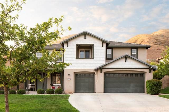 33826 Old Trail Drive, Yucaipa, CA 92399 (#EV20194626) :: A|G Amaya Group Real Estate