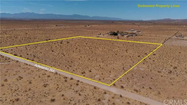 0 Adelanto Rd., Adelanto, CA 92301 (#IV20194865) :: Z Team OC Real Estate