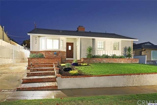 2932 N Myers Street, Burbank, CA 91504 (#320003301) :: The Brad Korb Real Estate Group