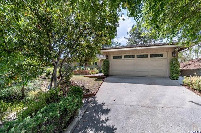 5157 Redwillow Lane, La Canada Flintridge, CA 91011 (#320002700) :: The Parsons Team