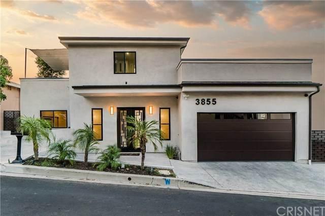 3855 Sherwood Place, Sherman Oaks, CA 91423 (#SR20171304) :: Team Tami