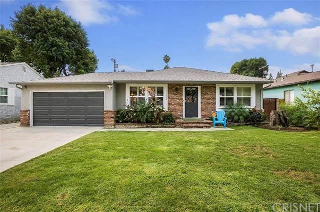 17020 Hartland Street, Lake Balboa, CA 91406 (#SR20194952) :: Team Tami