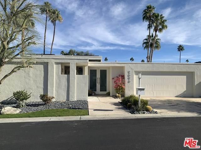 2696 E Kings Road, Palm Springs, CA 92264 (MLS #20634076) :: Desert Area Homes For Sale