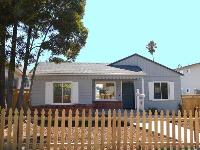 7811 Ney Avenue, Oakland, CA 94605 (#ML81811368) :: Anderson Real Estate Group