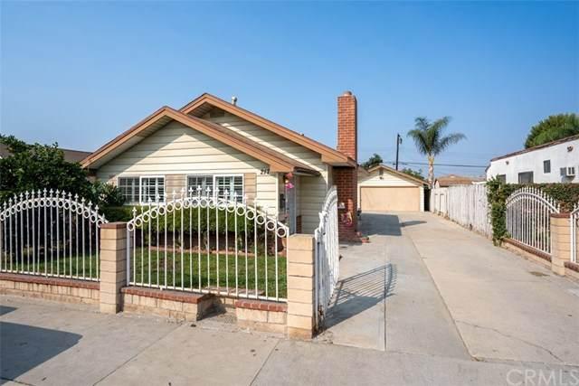 217 Lois Street, La Habra, CA 90631 (#NP20195065) :: Crudo & Associates