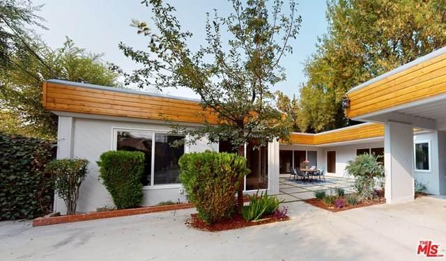 12615 Kling Street, Studio City, CA 91604 (#20634444) :: Team Tami