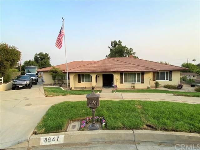 8647 Surrey Lane, Rancho Cucamonga, CA 91701 (#CV20193383) :: The Laffins Real Estate Team