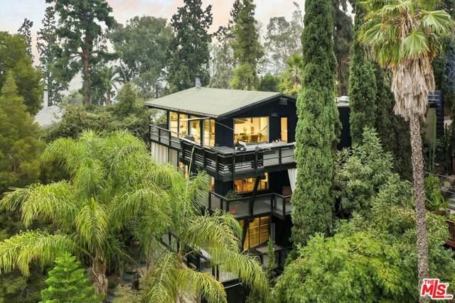 4626 Glenalbyn Drive, Los Angeles (City), CA 90065 (#20632462) :: The Laffins Real Estate Team