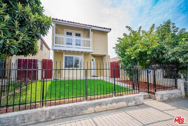 4960 Monte Vista Street, Los Angeles (City), CA 90042 (#20634150) :: The Laffins Real Estate Team